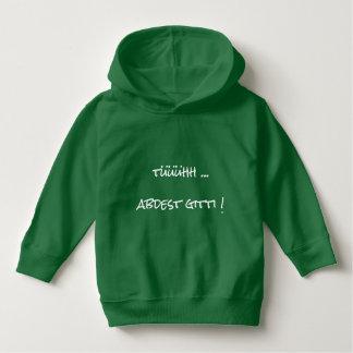 Lustiges Kapuzen-Pullover Hoodie