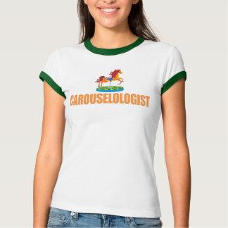 Lustiges Karussell T-Shirt
