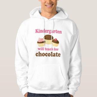Lustiges Kindergärtnerin-Sweatshirt Hoodie