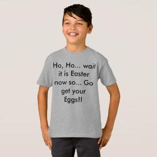 Lustiges KinderShirt Weihnachtsdann Ostern T-Shirt