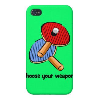 lustiges Klingeln pong Schutzhülle Fürs iPhone 4