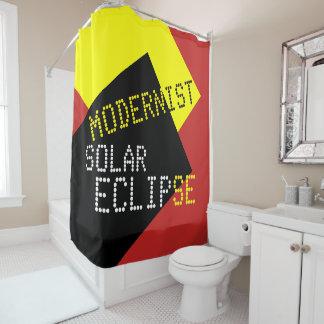 Lustiges kundengerechtes der modernistischen duschvorhang