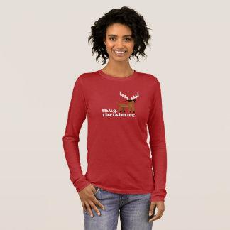 Lustiges Langarm T-Shirt