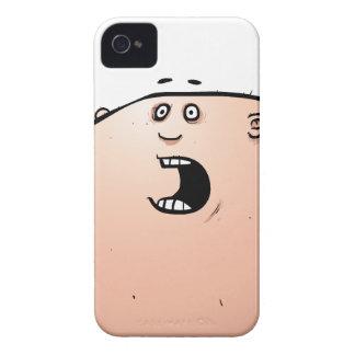 Lustiges lautes Mann iPhone 4 Entwurfs-Exklusives  iPhone 4 Hüllen