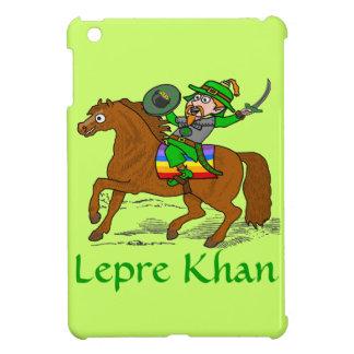 Lustiges Lepre Khan St Patrick Tag iPad Mini Hülle