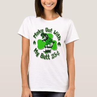 Lustiges Leprechuan T-Shirt