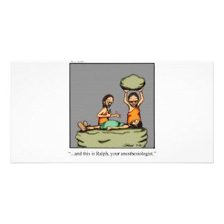 Lustiges medizinisches Geschenk! Bilderkarten