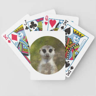 Lustiges Meerkat 002 02_. Bicycle Spielkarten