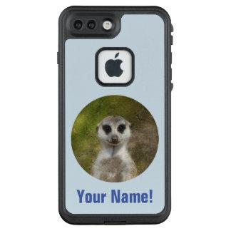 Lustiges Meerkat 02.7_. LifeProof FRÄ' iPhone 8 Plus/7 Plus Hülle