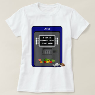 Lustiges Meerschweinchen-Shirt T-Shirt