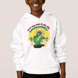 Lustiges Mexiko Hoodie