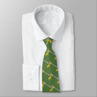 Lustiges Nahrungsmittelthema - Um, haben Sie Krawatte