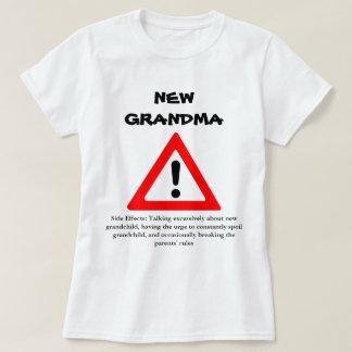 Lustiges neues Großmutter-Shirt T-Shirt