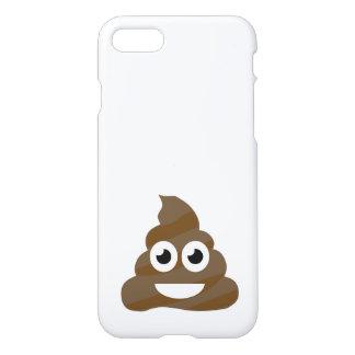 Lustiges niedliches kacken Emoji iPhone 8/7 Hülle