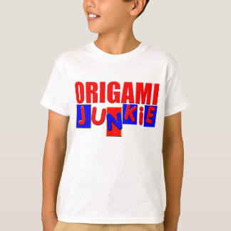Lustiges Origami T-Shirt