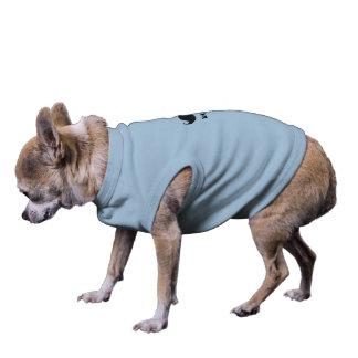 lustiges petshirt ärmelfreies Hunde-Shirt
