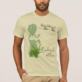Lustiges Redneck-Außerirdische-Shirt T-Shirt