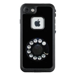 Lustiges Retro Skala-Telefon FRĒ® für Apple iPhone LifeProof FRÄ' iPhone 8/7 Hülle