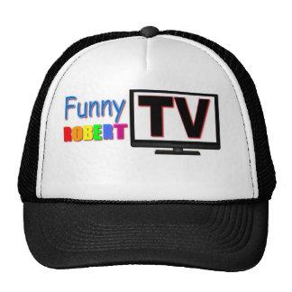 Lustiges Robert Fernsehen: Offizieller Hut Trucker Kappe