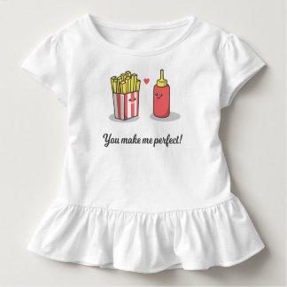 Lustiges romantisches lassen Sie mich | Kleinkind T-shirt