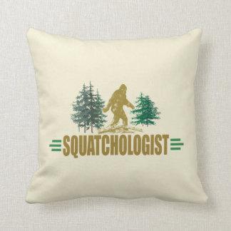 Lustiges Sasquatch, Bigfoot Kissen