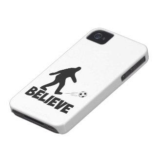 Lustiges Sasquatch Case-Mate iPhone 4 Hülle