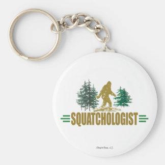 Lustiges Sasquatching, Sasquatch Jäger Schlüsselanhänger