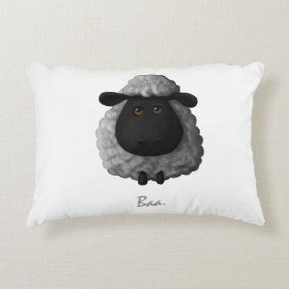 Lustiges Schaf-Kissen Dekokissen
