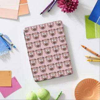 Lustiges Schwein-Muster iPad Air Hülle