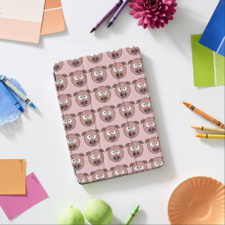 Lustiges Schwein-Muster iPad Pro Hülle