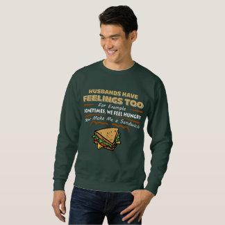 Lustiges Schweiss-Shirt für Männer Sweatshirt