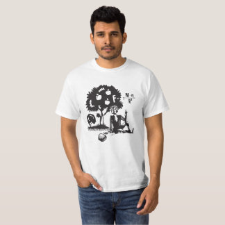 Lustiges Shirt Isaac Newton
