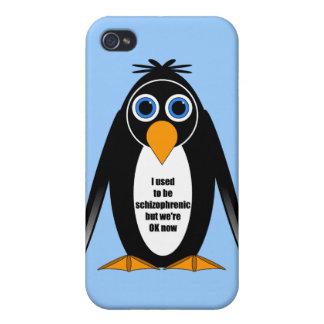 lustiges Sprichwort iPhone 4 Cover
