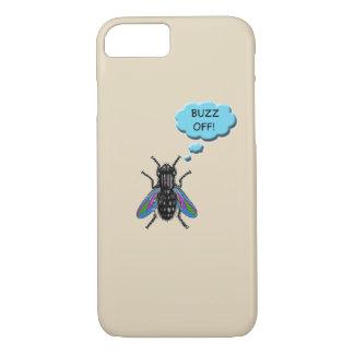 Lustiges Summen weg von Fliege Iphone Fall iPhone 8/7 Hülle