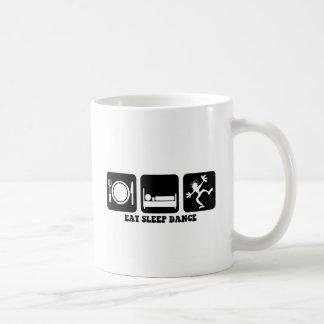 Lustiges Tanzen Kaffeetasse