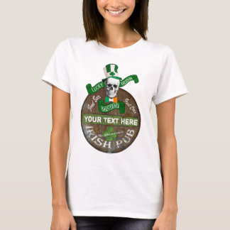 Lustiges trinkendes Team St. Patricks T-Shirt