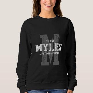 Lustiges Vintages Art-T-Shirt für MYLES Sweatshirt