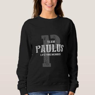 Lustiges Vintages Art-T-Shirt für PAULUS Sweatshirt