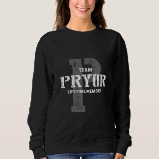 Lustiges Vintages Art-T-Shirt für PRYOR Sweatshirt