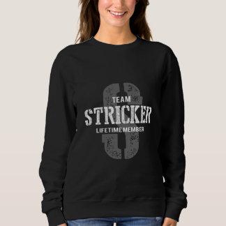 Lustiges Vintages Art-T-Shirt für STRICKER Sweatshirt