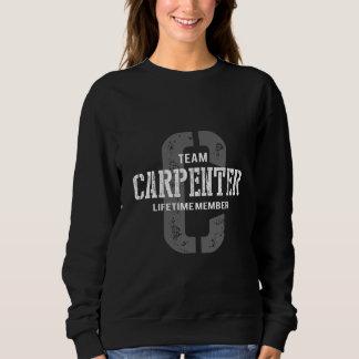 Lustiges Vintages Art-T-Shirt für TISCHLER Sweatshirt