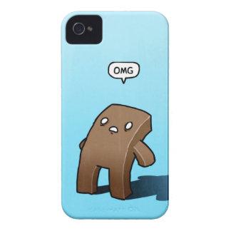 Lustiges Vintages OMG Case-Mate iPhone 4 Hülle