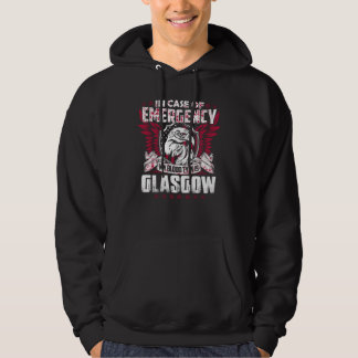 Lustiges Vintages T-Shirt für GLASGOW