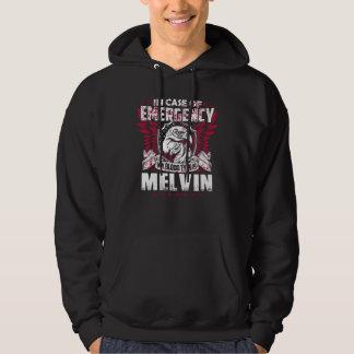 Lustiges Vintages T-Shirt für MELVIN