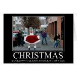 Lustiges Weihnachten Karten