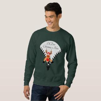 Lustiges Weihnachten 'oh Deer Sweatshirt