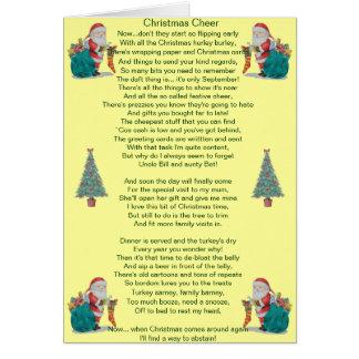 humorvolles weihnachtsgedicht lustiges weihnachtsgedicht. Black Bedroom Furniture Sets. Home Design Ideas
