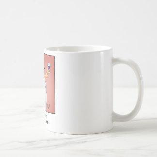 Lustiges Wein-Geschenk! Kaffeetasse