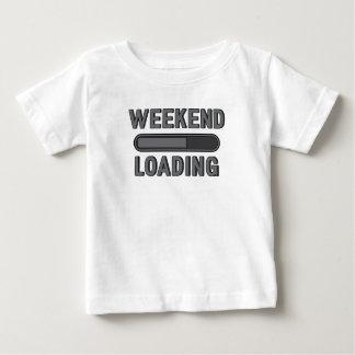 Lustiges Wochenenden-Laden Baby T-shirt
