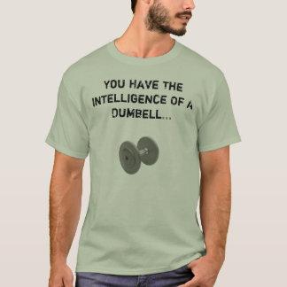 Lustiges Workout-Shirt T-Shirt